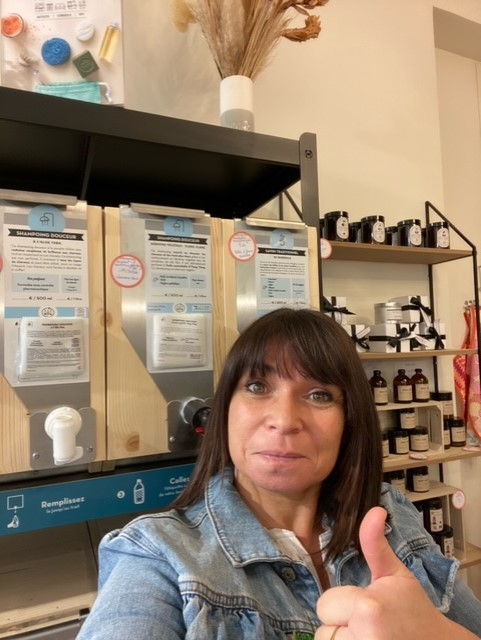 Vente en vrac hygiène : témoignage de Mamie Mesure Brest