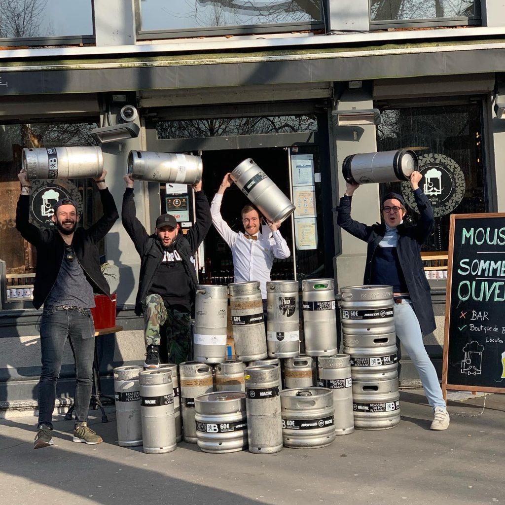 Lancement du mouvement Sauvons la bière