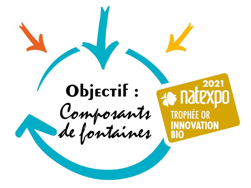 Trophée d'Or Natexpo 2021 décerné à Jean Bouteille