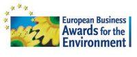 Obtention de l'European Business Award for the Environment pour Jean Bouteille en 2018- 2019 à Vienne