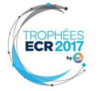 Obtention du trophée ECR en 2017 pour Jean Bouteille