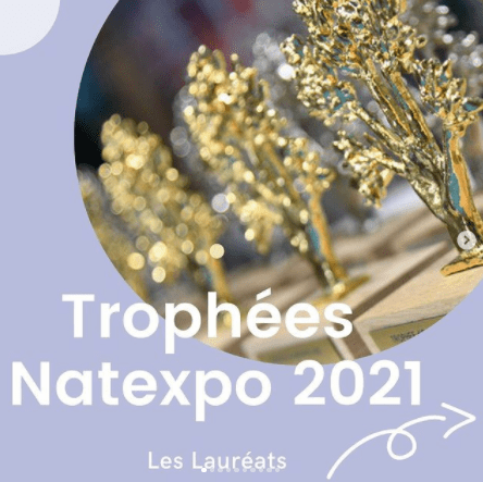 Découvrez tous les lauréats du concours Natexpo 2021