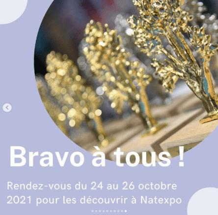 Le salon international des produits biologiques Natexpo aura lieu du 24 au 26 Octobre 2021
