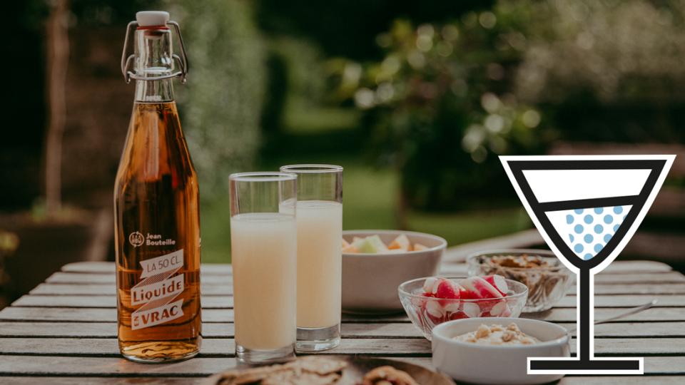 Pour un apéritif responsable et zéro déchet, découvrez notre gamme d'alcool en vrac
