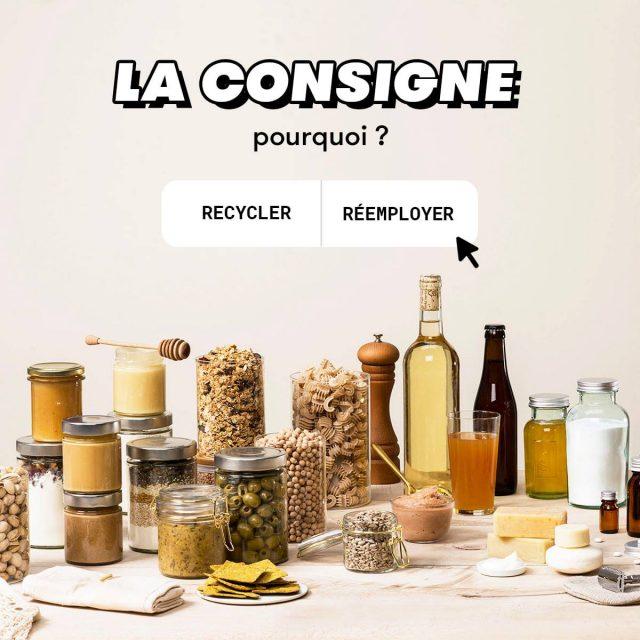 L'intendance explique pourquoi il vaut mieux recycler une bouteille que la réemployer