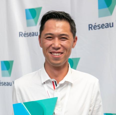 Portrait de Régis Cao, directeur général de WeBulk